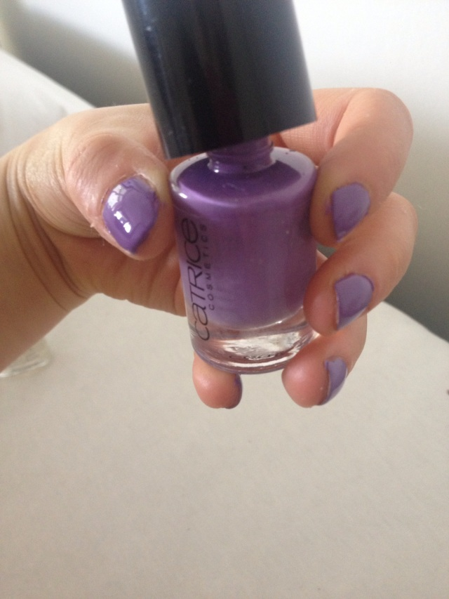 Catrice: Lucky in Lilac