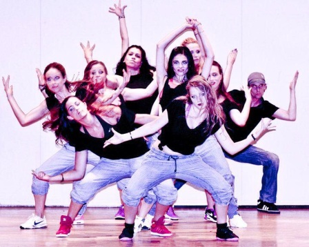 My performance crew...! Going to miss them soo much!