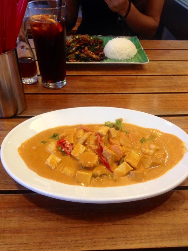 Panaeng #foodporn