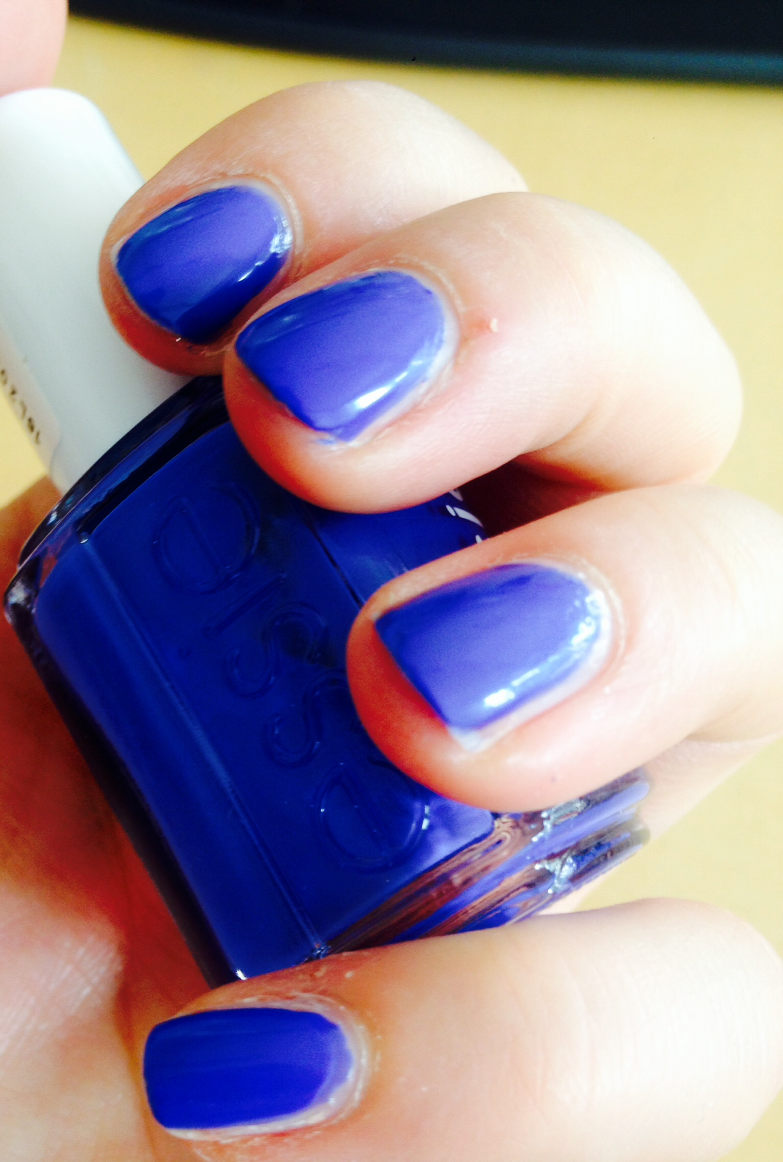 nail polish | ...of pirouettes and concealers